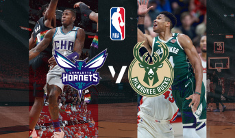 NBA LIGA: Charlotte - Milwaukee