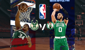 NBA LIGA: Milwaukee - Boston